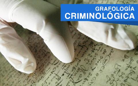 Curso grafología criminológica