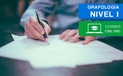 Grafología Nivel I Online